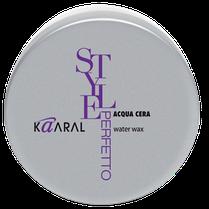 Style Perfetto Kaaral Воск для волос на водной основе 80 мл.