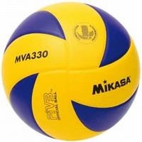 Мяч волейбольный Mikasa MVA330, фото 1