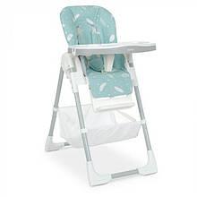 Детский стульчик для кормления 4507 Fluffy Mint