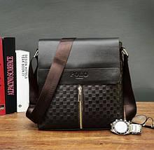 Мужская сумка планшет через плече Polo