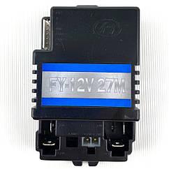 Блок управления FY-12V-27MHz для детского электромобиля Bambi
