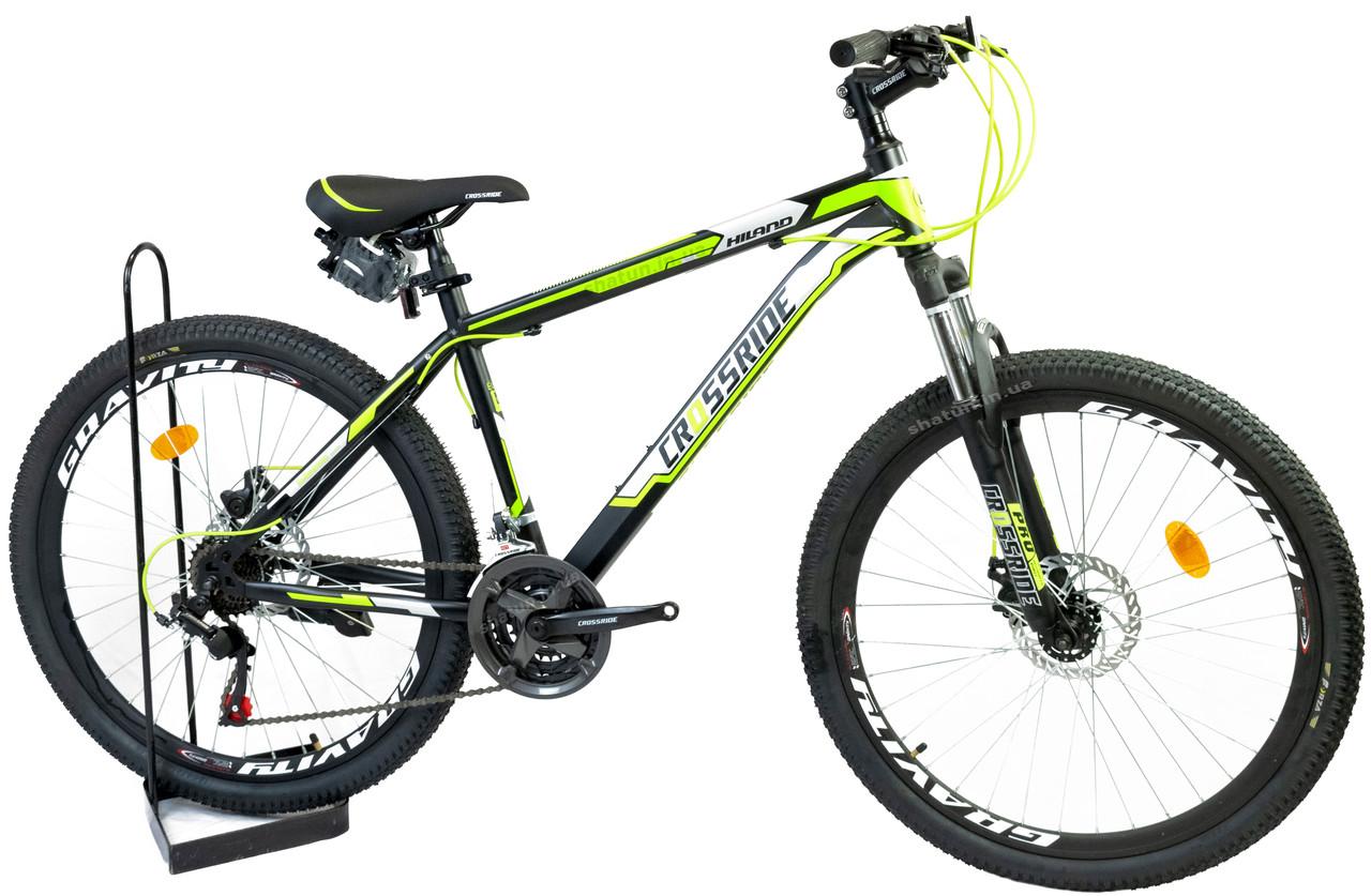 "Гірський велосипед Crossride Hiland ST 26"""