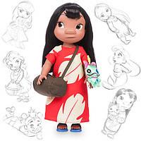 Кукла Аниматор Лило - 41 см - Лило и Стич - Аниматорская коллекция кукол Дисней