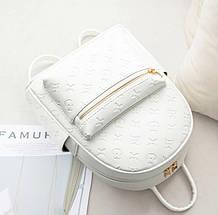 Модный детский мини рюкзак качественный и модный рюкзачок для девочек