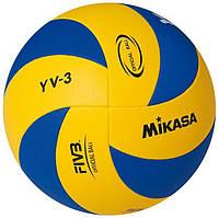 Мяч волейбольный Mikasa YV-3, фото 1