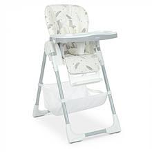 Детский стульчик для кормления 4507 Fluffy White