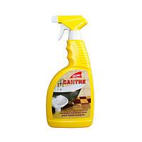 Чистящее средство для кафеля Сан клин сантик с распылителем желтый 750 мл