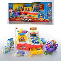 """Игровой набор Joy Toy Кассовый аппарат """"Мини касса"""" 7162 КК, HN"""