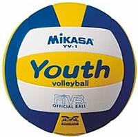 Мяч волейбольный Mikasa YV-1, фото 1
