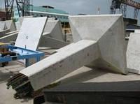 Ф 3-А, Ф 3-АМ фундамент під анкерно - кутові уніфіковані металеві опори з модернізовим оголовком 35-330кВ