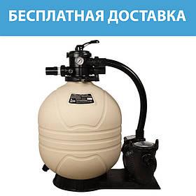 Фильтрационная установка Emaux FSM24 / 14 м³/ч
