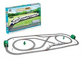 Железная дорога на батарейке 900 см (70 элементов)