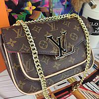 Модная женская сумка Louis Vuitton Луи Витон ЛЮКС
