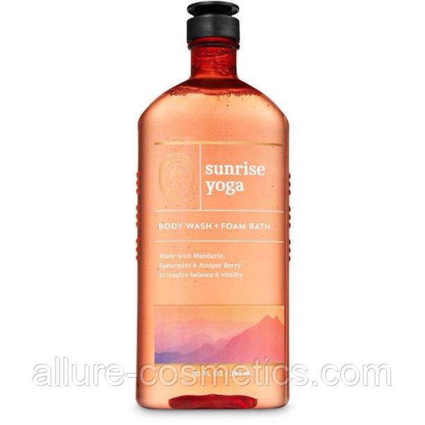 Гель для душу і піна для ванни Bath and Body Works Body wash + foam bath