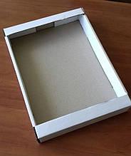 Лоток кондитерський білий 390х277х55(мм) / Лоток кондитерский белый 390х277х55 (мм)