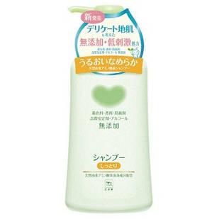 COW Mutenka Зволожуючий шампунь для волосся на основі природних компонентів 500 мл