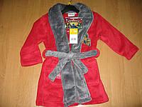 Детский халат для мальчиков Sun City, 3, 4, 6лет
