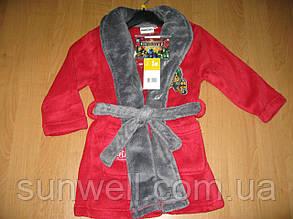 Дитячий халат для хлопчиків Sun City, 3, 4, 6 років