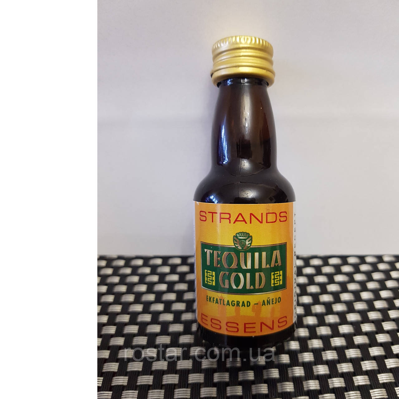 Натуральна есенція STRANDS TEQUILLA GOLD (25мл)