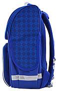 Рюкзак шкільний каркасний Smart PG-11 School Club Синій (555995), фото 3