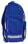 Рюкзак шкільний каркасний Smart PG-11 School Club Синій (555995), фото 4