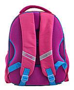 Рюкзак шкільний 1 Вересня S-22 Barbie Рожевий (556335), фото 3