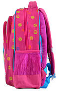 Рюкзак шкільний 1 Вересня S-22 Barbie Рожевий (556335), фото 4