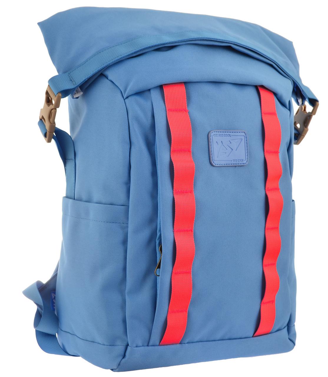 Рюкзак міський YES Roll-top T-61 18 л Blue Moon (557360)
