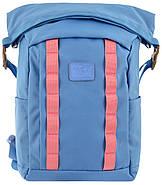 Рюкзак міський YES Roll-top T-61 18 л Blue Moon (557360), фото 4