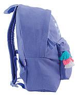 Рюкзак молодіжний YES ST-30 Mermaid 15.5 л Синій (556757), фото 3