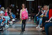 Рюкзак молодіжний YES ST-30 Meow 15.5 л Рожевий (556761), фото 3