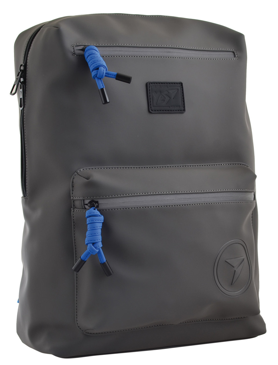 Рюкзак міський YES T-62 15 л Grey Shadow (557301)