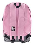 Рюкзак міський YES Ultra Reflective T-66 19.5 л Pink (557462), фото 2