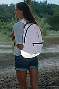 Рюкзак міський YES Ultra Reflective T-66 19.5 л Pink (557462), фото 4