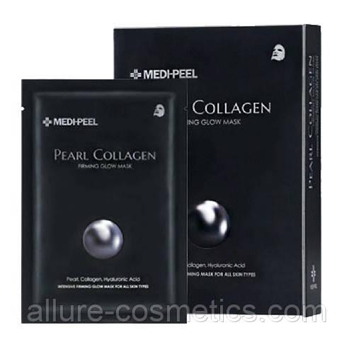 Розгладжуюча маска з перлами і колагеном MEDI-PEEL Pearl Collagen Mask