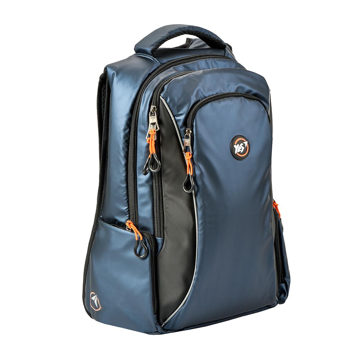 Рюкзак молодіжний YES T-92 Past all Синій/чорний (558439)