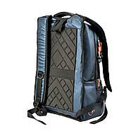 Рюкзак молодіжний YES T-92 Past all Синій/чорний (558439), фото 4