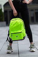 Рюкзак молодіжний YES R-03 Ray Reflective Жовтий/сірий (558583), фото 5