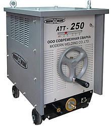 Аппарат Modern Welding АТТ-250 аргонно-дуговой сварки для алюминия