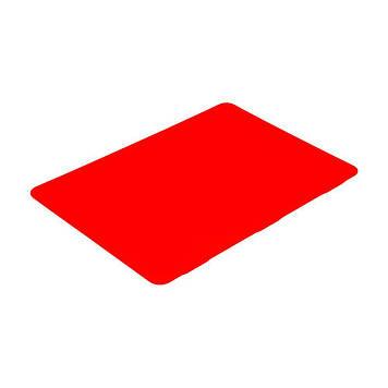 Чехол накладка для Apple Macbook Air 13.3 цвет Red
