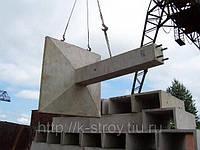 Ф5-А, Ф 5-АМ фундамент під анкерно - кутові уніфіковані металеві опори з модернізовим оголовком 35-330кВ
