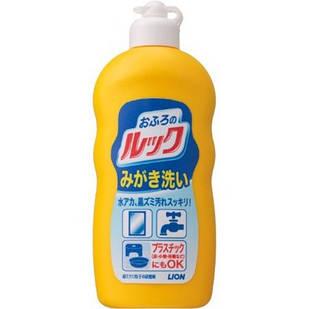 Lion Look Чистящее и полирующее средство для ванной с ароматом цитрусовых  400 мл