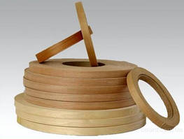 Кромка натуральная (шпон) 22мм с клеем - Дуб
