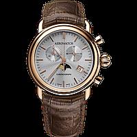 Швейцарський годинник Aerowatch 1942 CHRONO QUARTZ 84934RO06