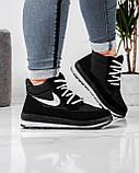 Черевики жіночі кросівки на хутрі утеплені (БТ-6н), фото 3