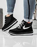 Черевики жіночі кросівки на хутрі утеплені (БТ-6н), фото 4