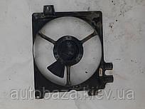 Вентилятор радиатора охлаждения левый 1602044180