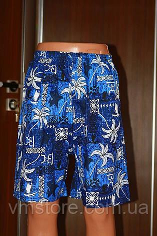 Легкие  мужские  шорты, пляжные, оптом, фото 2