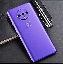 Металізована захисна плівка на задню панель oneplus 7T/7T Pro Фіолетовий