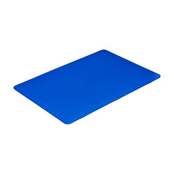 Чехол накладка для Apple Macbook Pro 15.4 цвет Blue